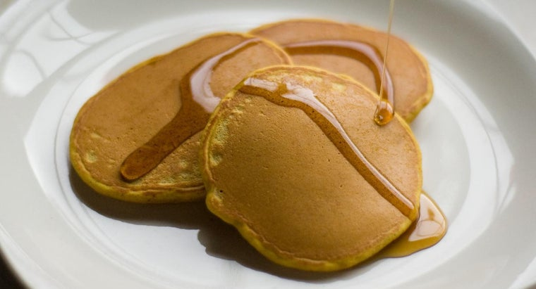 Where Can You Find a Simple Homemade Pancake Recipe?