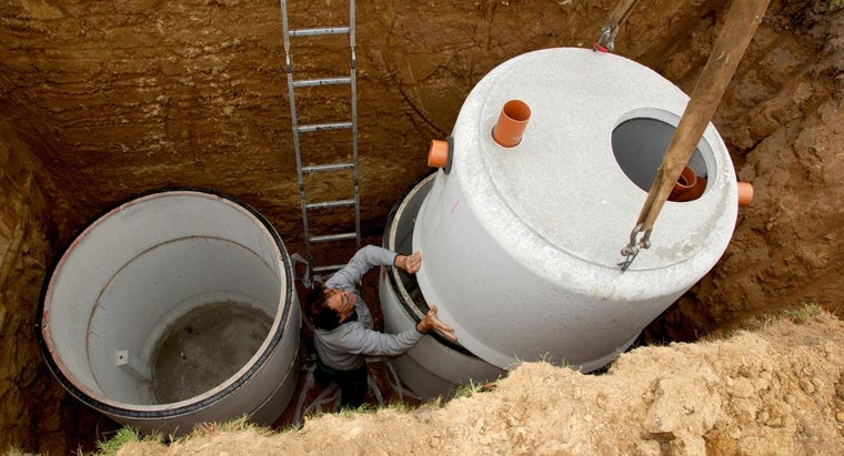 How Do You Install Septic Tank Risers and Covers?
