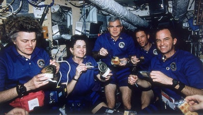 What Is the Most Popular Space Food?