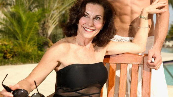 Why Are Older Women Seeking Younger Men Called Cougars?
