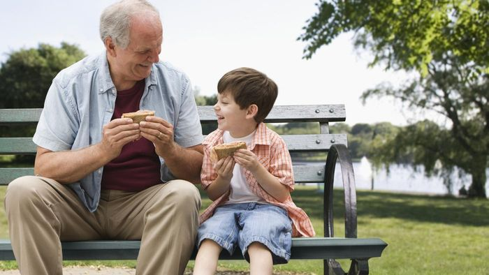 What are some causes of low sodium levels in elderly people?