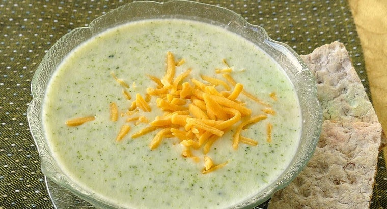Is There an Easy Recipe for Broccoli Soup?