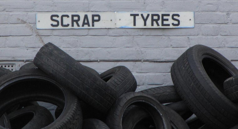 Where Do You Find Scrap Tires Sellers?