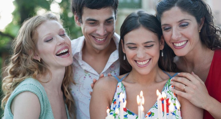 What Are Some Popular Birthday Message Wishes?