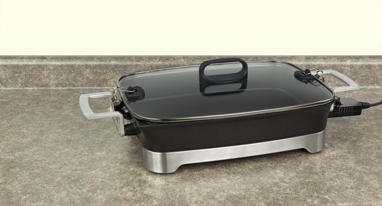 What Features Do the Best Electric Frying Pans Have?