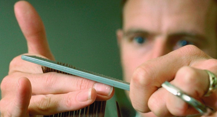 What Are Some Examples of Hair Cutting Courses?