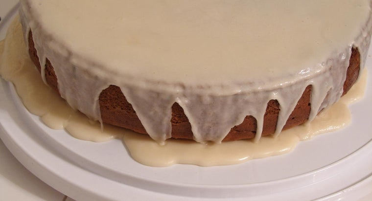 What Is a Simple Recipe for Vanilla Frosting?