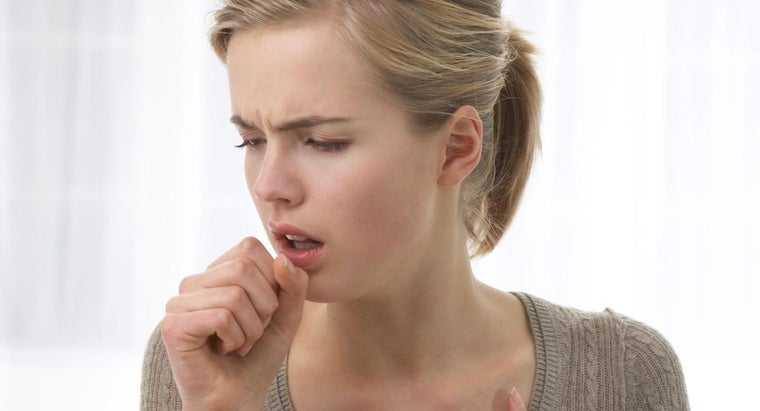 What Causes Mucus to Form in the Throat?
