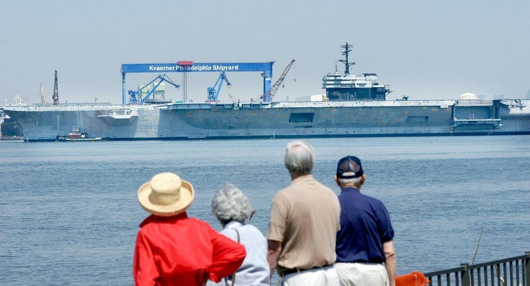 What Are Some Facts About the U.S.S. America Aircraft Carrier?