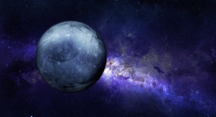 What Are Some Facts About Pluto?