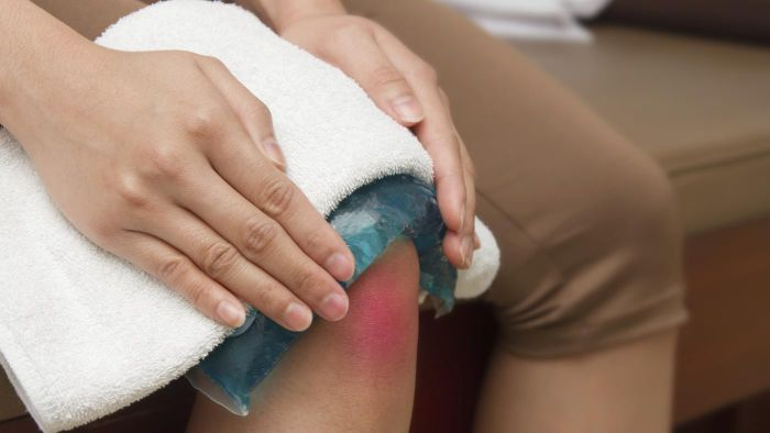 How do you cure inflammation naturally?