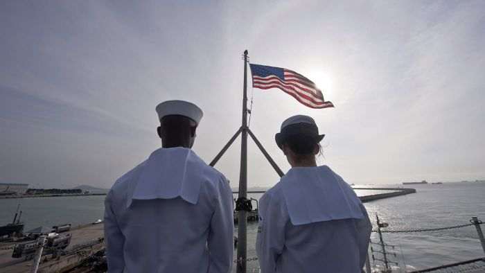 What Are Some Facts About the U.S. Navy?