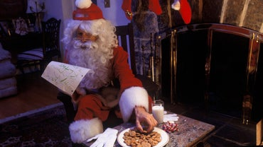 What Are Santa's Favorite Cookies?