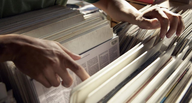 Where Can You Buy Used Vinyl Records?