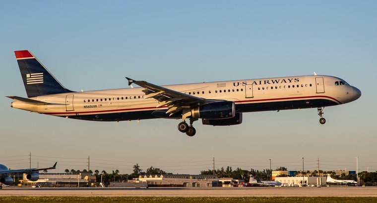 Who Are the Codeshare Partners for US Airways?