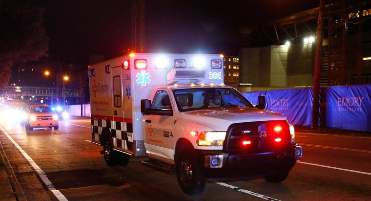 What Are Some Ambulance Training Courses?