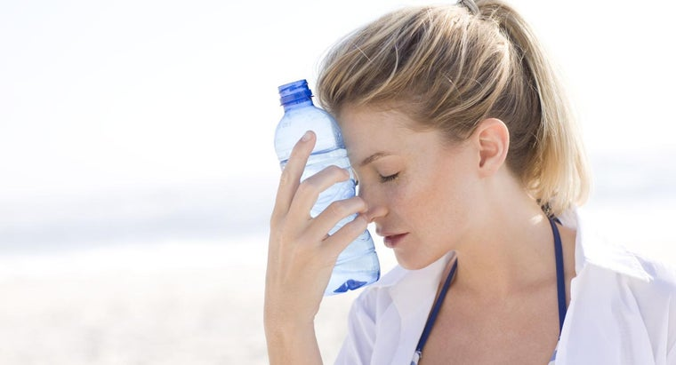 What Are the Symptoms of Heat Exhaustion?