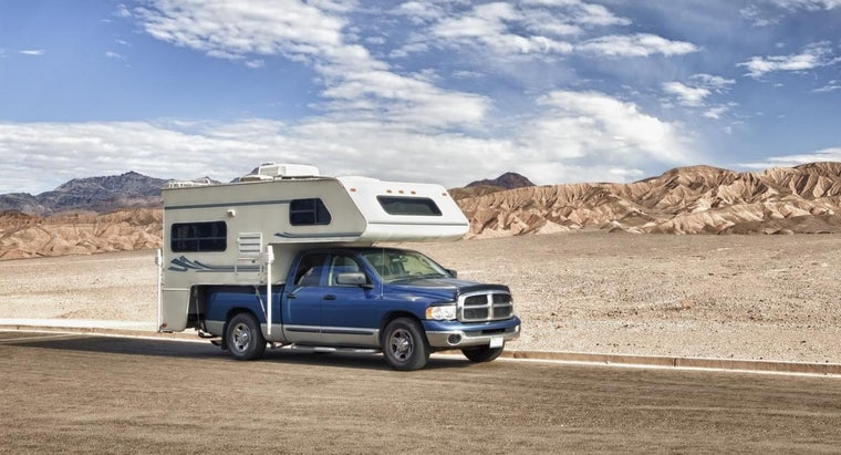Where Can You Buy Used Truck Campers?
