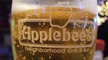 Where Can You Find Nutrition Facts for an Applebee's Menu?