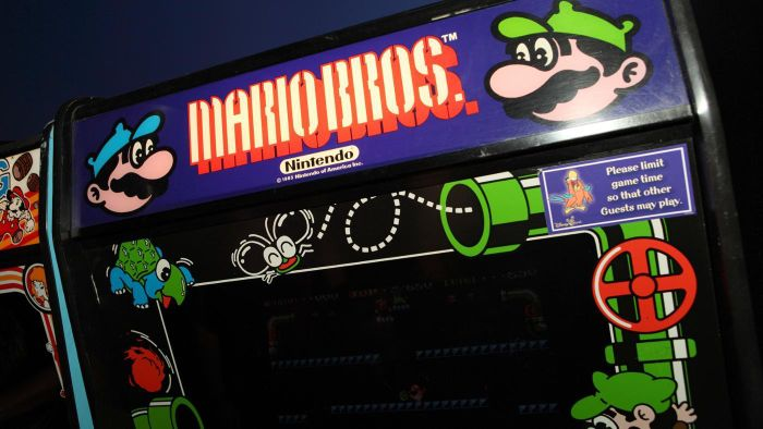 Are there Mario games for kids?