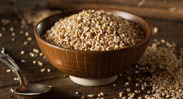 What Are the Nutrition Facts for Steel-Cut Oats?