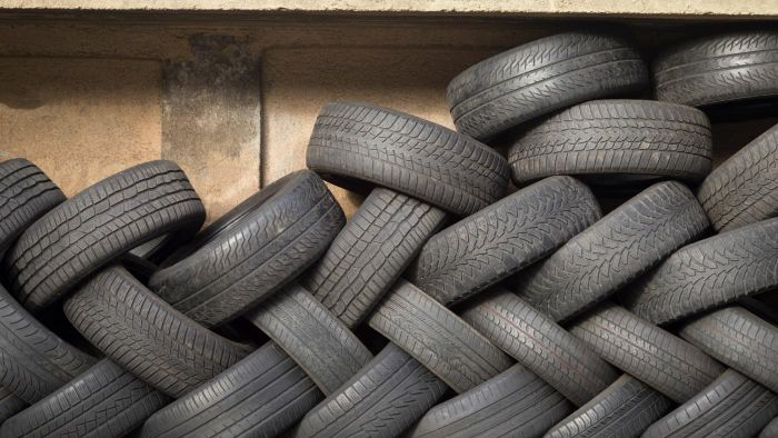 Where Can You Sell Used Tires?