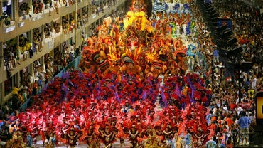 What Are Typical Events That Take Place at Carnival in Rio?