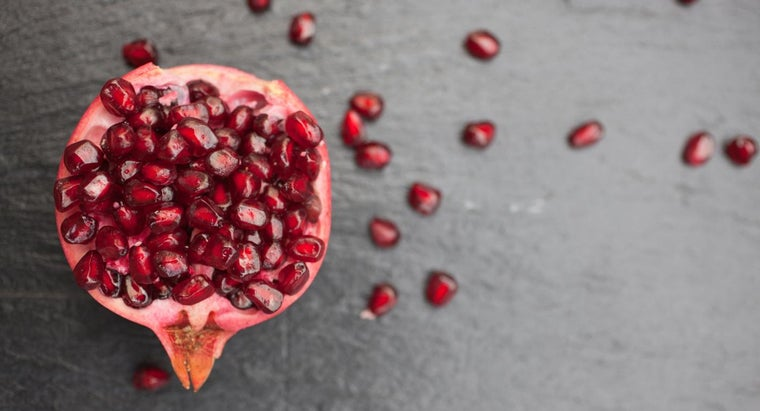 What Is the Benefit of Pomegranate?