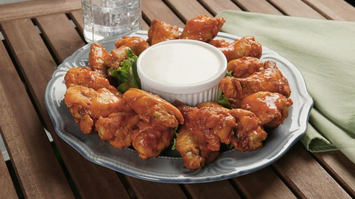 Where do the best chicken wing recipes come from?