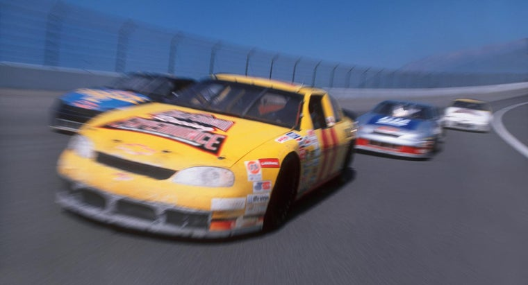 Where Can You Find the NASCAR Racing Schedule?