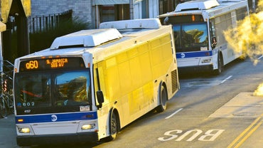 How Do You Find Local Bus Routes?