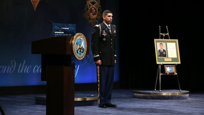 Who Are Some Notable Medal of Honor Recipients?