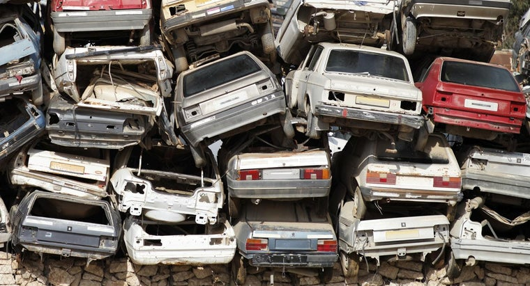 What Are Some Services Offered by Salvage Yards?
