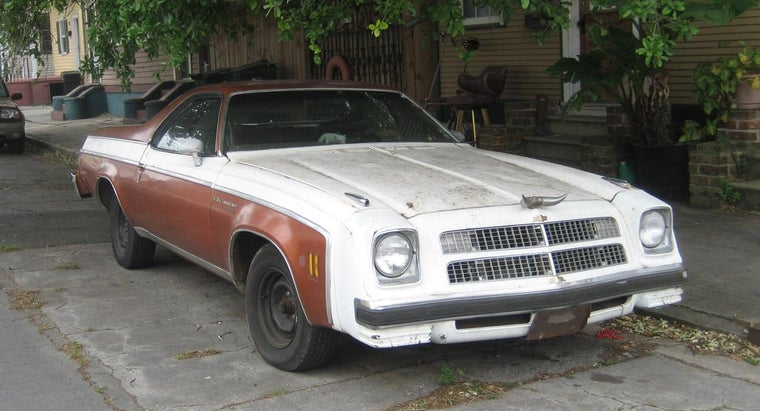 What Are El Camino Cars for Sale?