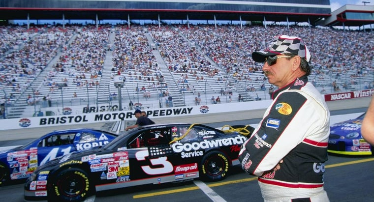 Where Is Dale Earnhardt's Wrecked Car?