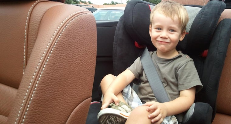 Is the Use of Children's Booster Seats Related to Age, Height, Weight or All Factors?