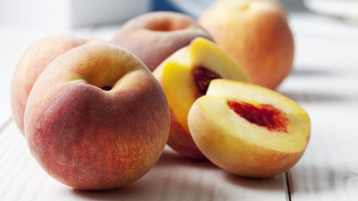 How Do You Freeze Peaches?
