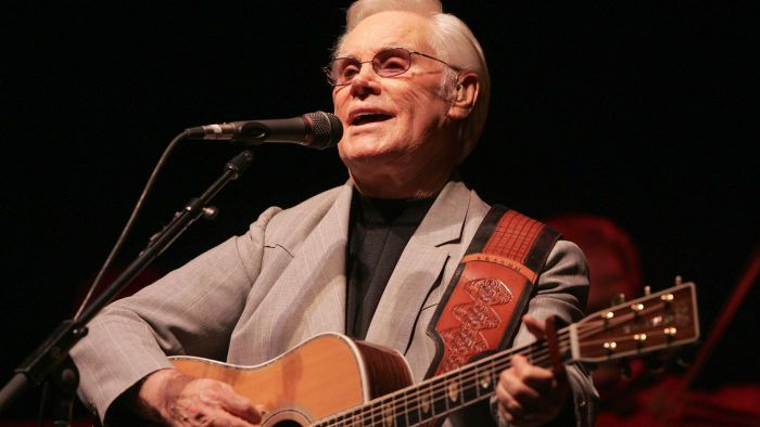 When Was George Jones' Funeral?