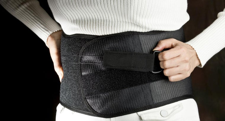 What Are Some Highly Rated Back Braces?