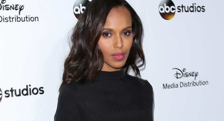 "Who Are the Stars of ABC's Show ""Scandal?""?"