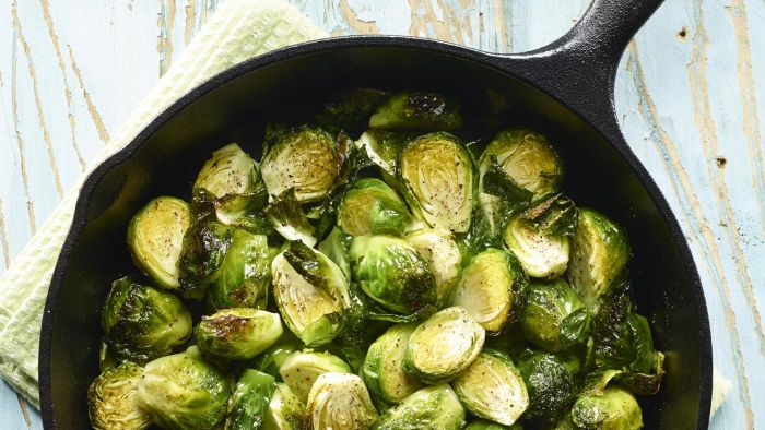 What are some easy Brussels sprouts recipes?