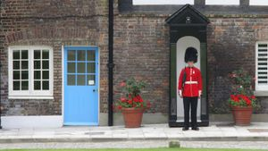 What do the Queen's Guard actually do?