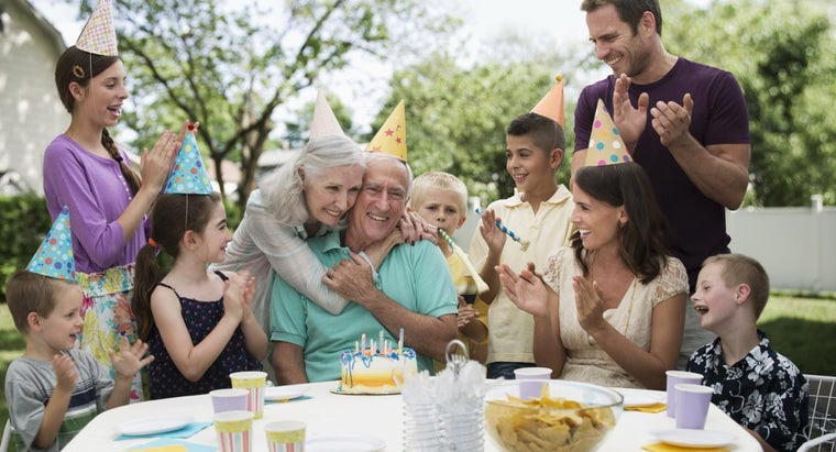 What Are Some Birthday Quotes for a Grandchild?