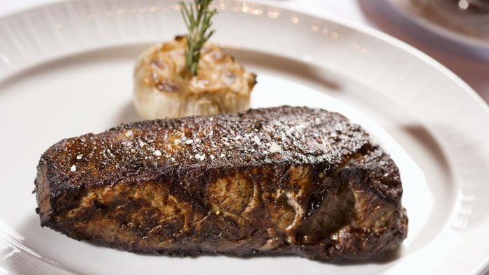 What Is a Recipe for New York Strip Steak?