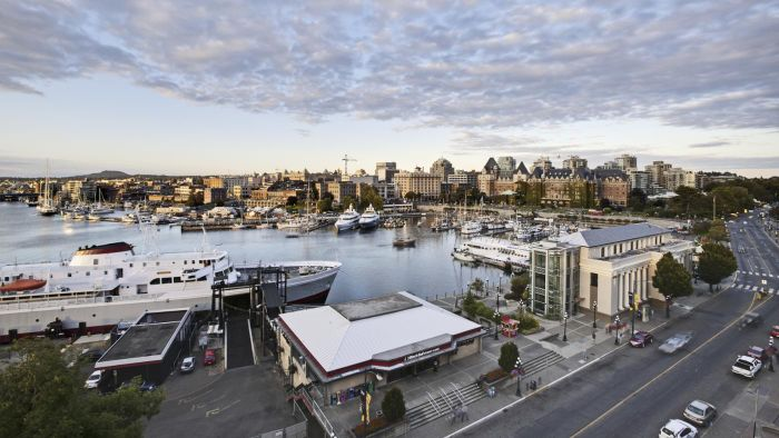 What Are Some Resources That Provide Business Contact Information for Victoria, British Colombia?