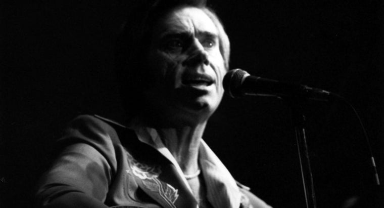 What Are Some of George Jones' Most Popular Songs?
