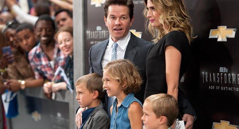 Is There a Biography That Tells About Mark Wahlberg's Family?