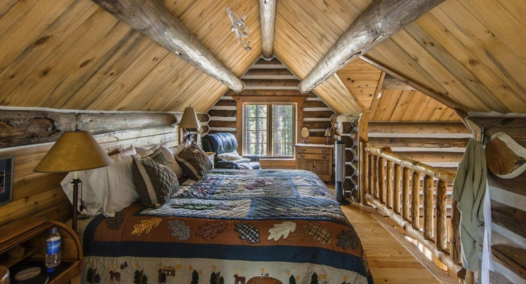 Where Can You Find Plans for a Cabin With a Loft?