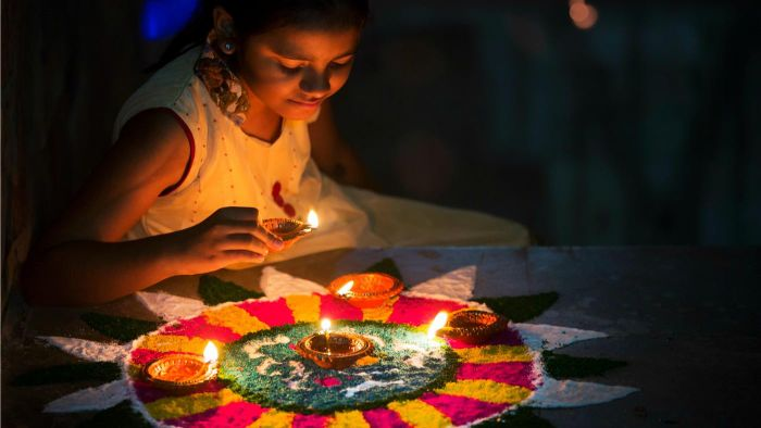 What Does the Indian Diwali Festival Celebrate?