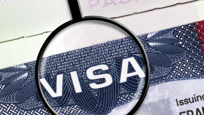 Does the National Visa Center Offer an Online Status Check for Applications?